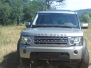 Мой Land Rover Discovery 4