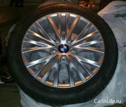 новые колеса на bmw 528