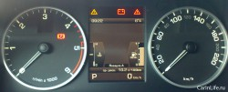 расход топлива на Land Rover