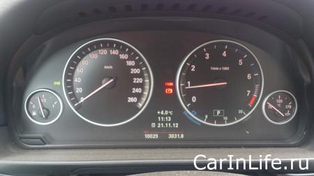 10000 км на BMW 528 xDrive