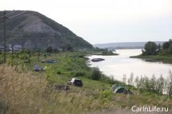 берег Волги