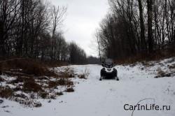 снегоход BRP