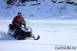 Снегоход BRP Expedition 1200 4-TEC