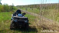 polaris sportsman touring 550 eps