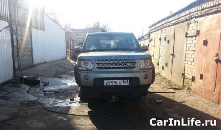 шиномонтаж Land Rover