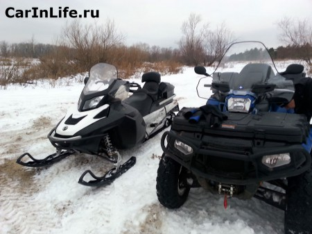 ski doo 1200 Expedition