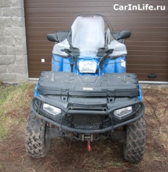 polaris 550 eps
