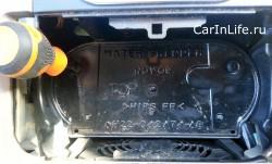 электрический тормоз Land Rover