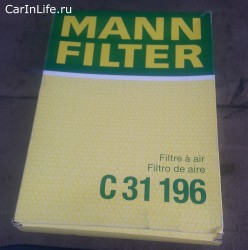 воздушный фильтр Ленд Ровер Дискавери 4